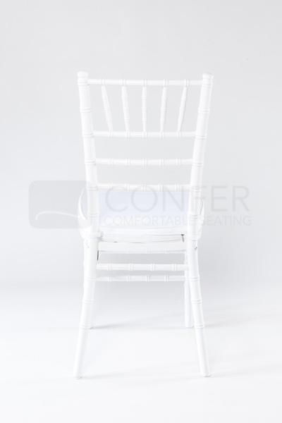 Chiavari stolička Tiffany biela
