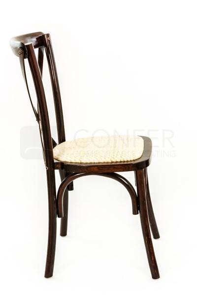 Crossback stolička dubové drevo